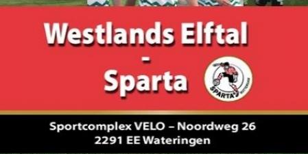 Westlands Elftal - Sparta