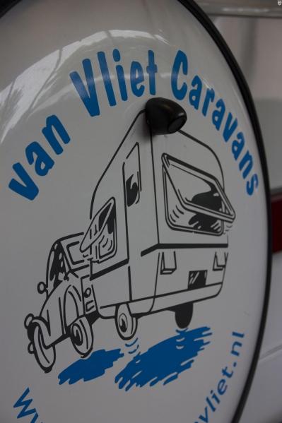 Indrukwekkende presentatie van Van Vliet Caravans aan sponsors Bedrijvenclub!