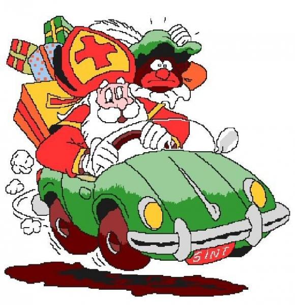 Steun VELO met aankoop van Sinterklaascadeau's